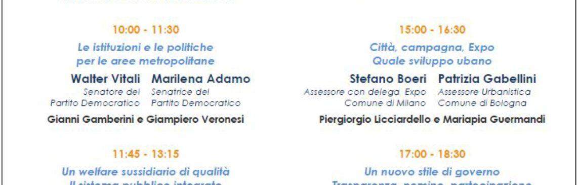 Milano e Bologna a confronto